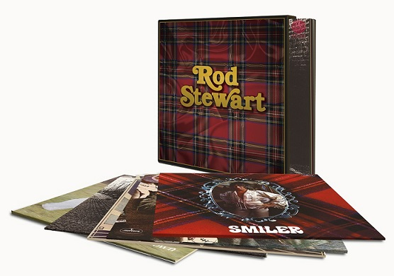 Rod Stewart Releases An Awesome Vinyl Boxset Music