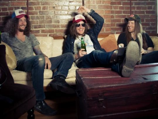 The Cadillac Three - Invde the UK again! | Music Tresp