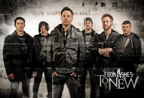 From ashes to New - Through it All | Music Trespass