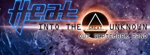 H E A T - 'Into the great Unknown' | Music Trespass