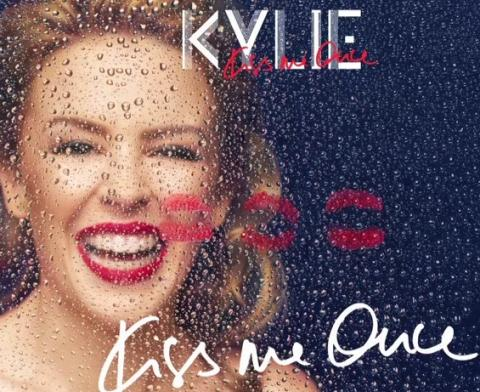Kylie Minogue Kiss Me Once Deluxe Kylie Minogue - Kiss m...
